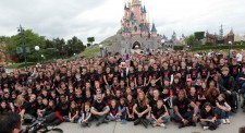 June 6, 2012, ELA families, sponsors and ambassadors gathered in Paris Disneyland. Back in pictures …