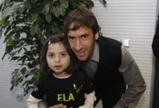 Real Madrid and ELA together for children with leukodystrophies