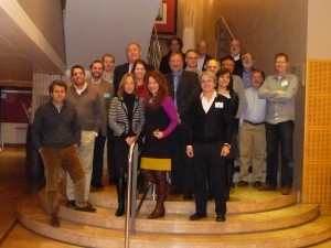 Group picture - 1st AMN Symposium (Paris, January 2012)
