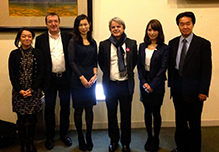 ELA at the gene therapy Meeting concerning rare diseases in Tokyo, the 16th and 17th of January